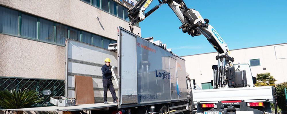 Logistica Futura: servizi avanzati di logistica medicale